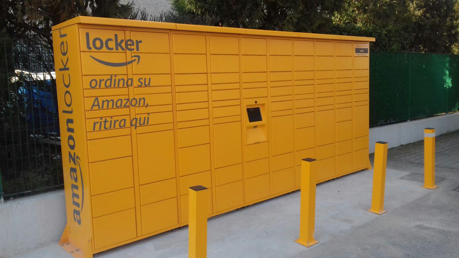 GELMINI per la gestione dei Locker Amazon